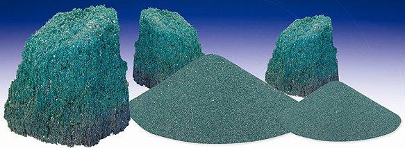 绿碳化硅的特性